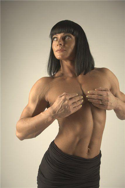 Чемпионка мира по фитнесу 10 фото)