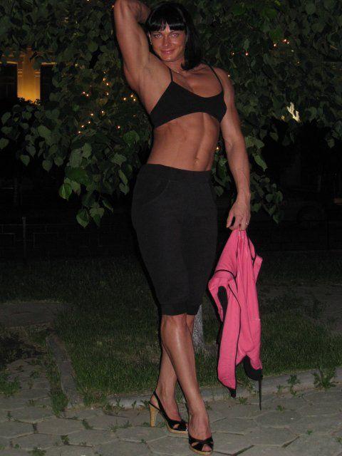 Чемпионка мира по фитнесу 7 фото)
