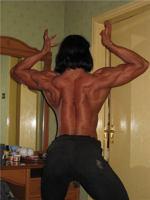 Чемпионка мира по фитнесу 4 фото)