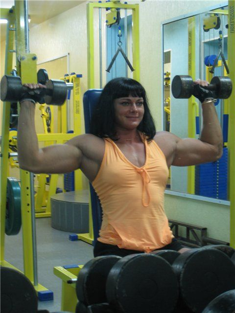 Чемпионка мира по фитнесу Мария Кузьмина 3 фото)
