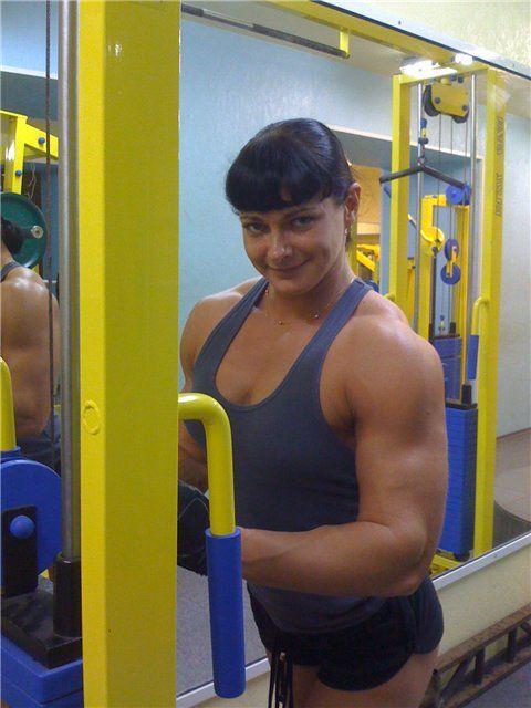 Чемпионка мира по фитнесу Мария Кузьмина