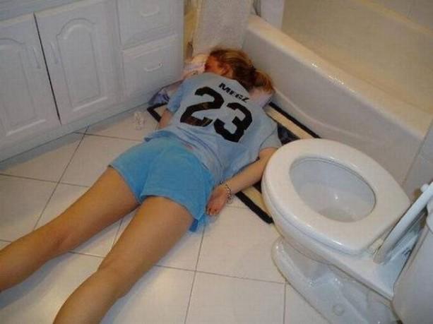 Пьяные девчонки
