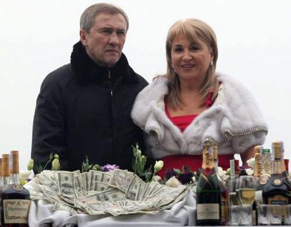 Леонид Черновецкий, Алина Айвазова