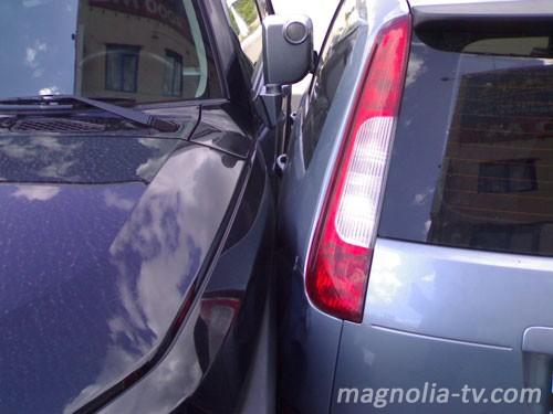 Как паркуются в Киеве