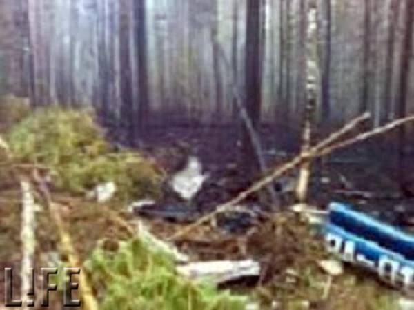 Место катастрофы 1
