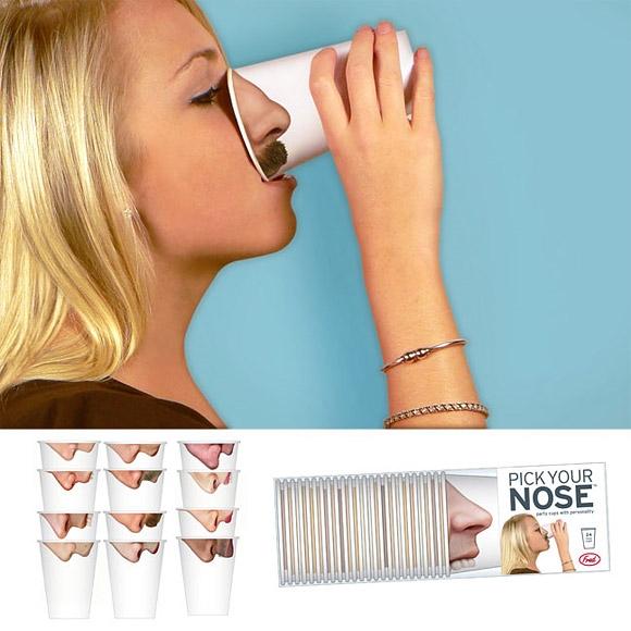 выбери себе нос