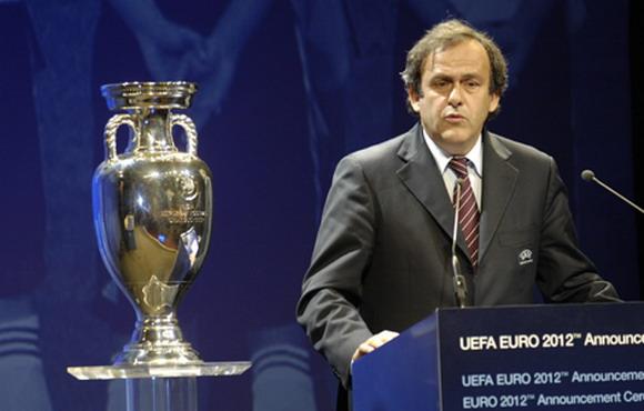 УЕФА и Платини