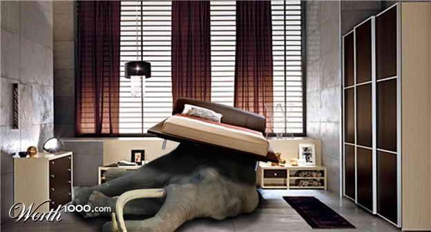 Найди слона