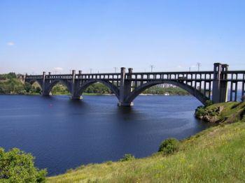 Мост Запорожье