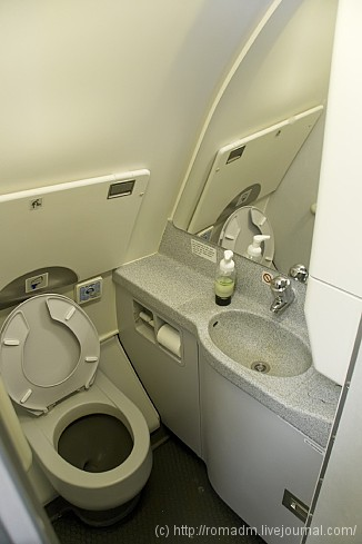 Как устроен туалет
