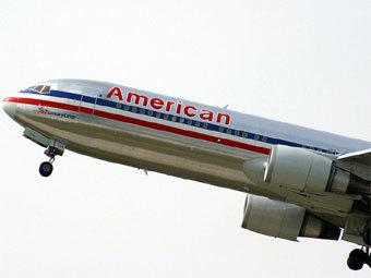 неполадки самолета american-airlines