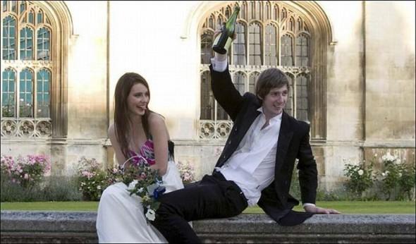 Пьяные студенты Кембриджа