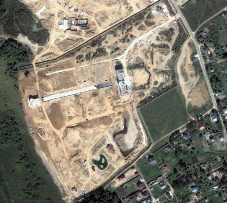 Дворец Газпрома