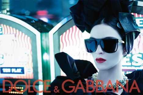 Dolce & Gabbana коллекция Осень - Зима 2009/2010