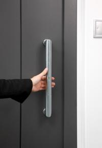 Дверная ручка fsb e28093 fingerscan