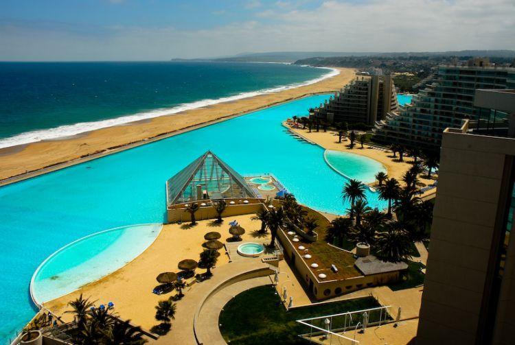 Книга рекордов Гиннеса. Самый большой бассейн в мире