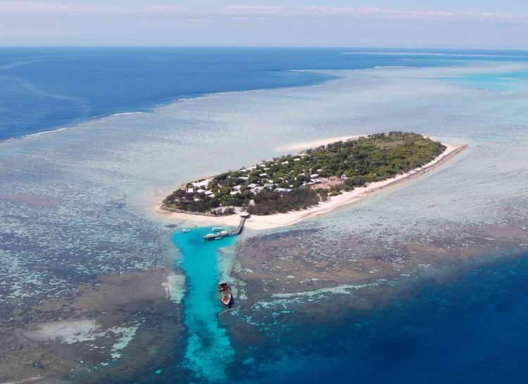Рай для путешественника: Фотографии Большого Барьерного Рифа — Австралия