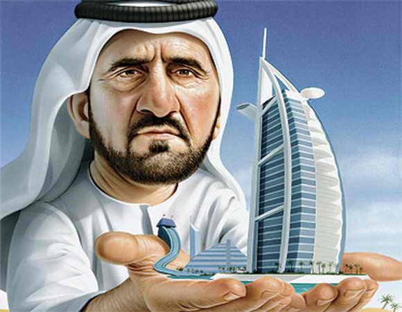 Шейх Дубаи Мохаммед бен Рашид аль-Мактум