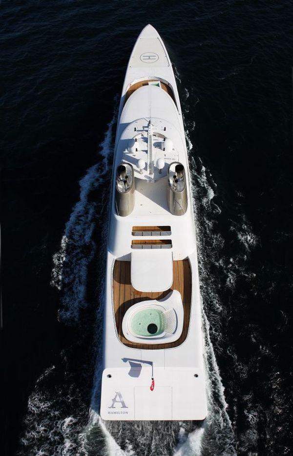 yacht Sigma