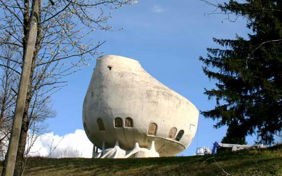 Сумасшедший дом в Альпах