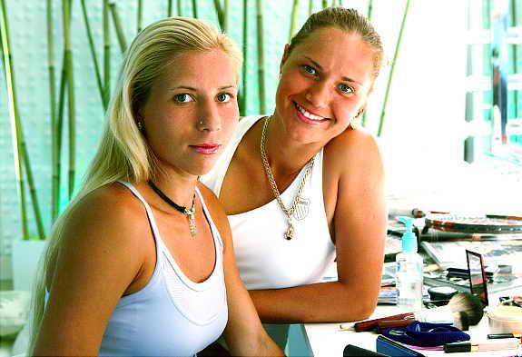 Алена и Екатерина Бондаренко