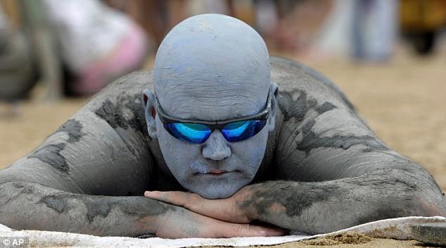 Грязевой фестиваль
