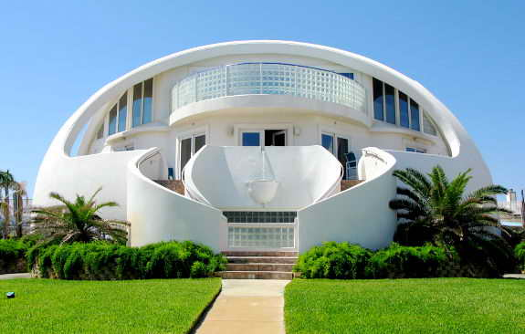 Сумасшедший дом с куполом, Флорида