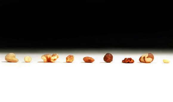 Полезная информация о самых популярных орехах
