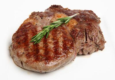 Мясо скота, питающегося натуральной травой