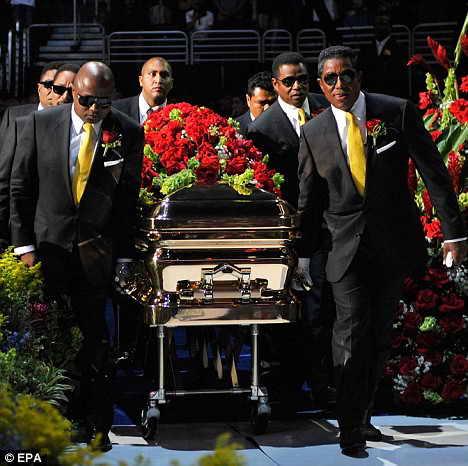 Смерть Майкла Джексона