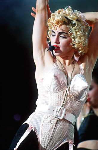 Бицепсы Мадонны 1990