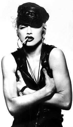 Бицепсы Мадонны 1991