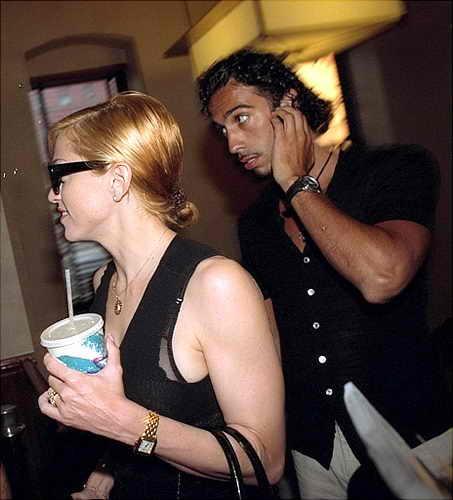 Бицепсы Мадонны 1995