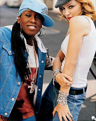 Бицепсы Мадонны 2003