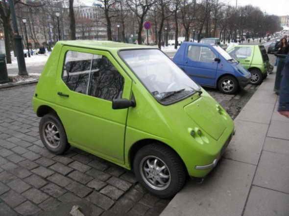 Микро автомобили