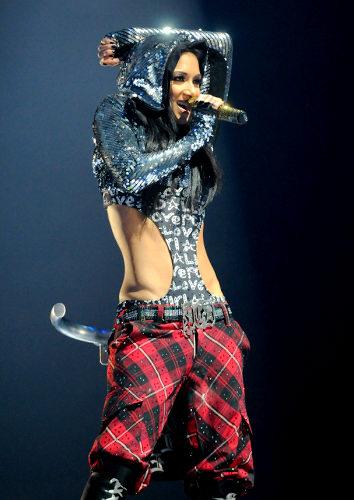 Nicole Scherzinger из Pussycat Dolls