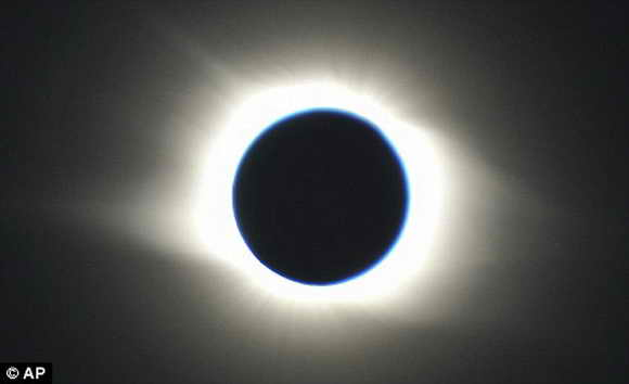 Самое долгое солнечное затмение