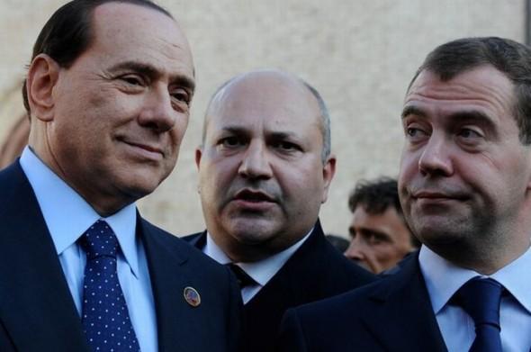 Саммит G8. Медведев резкость наводит