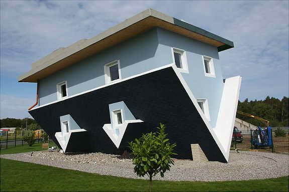 Сумасшедший дом:мир стоит на голове, Германия