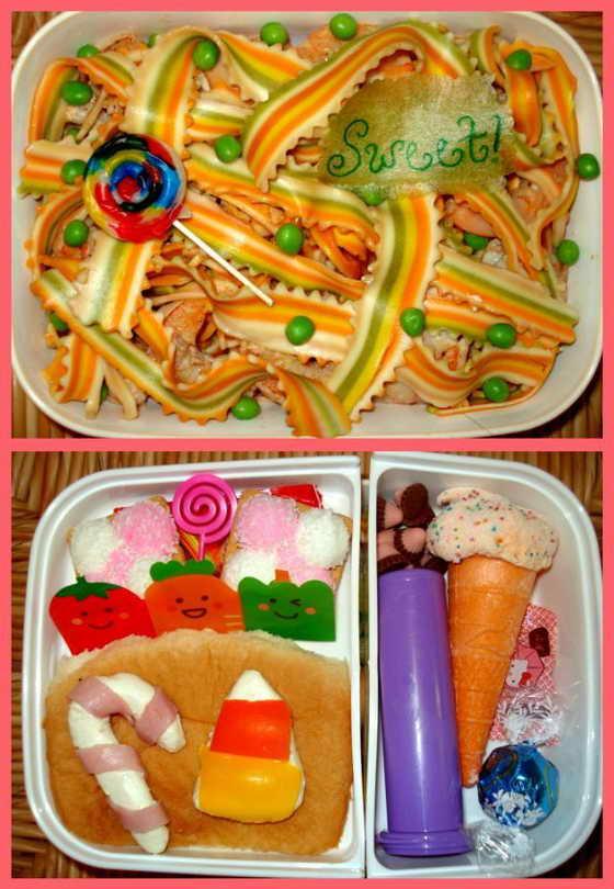 Креативный обед