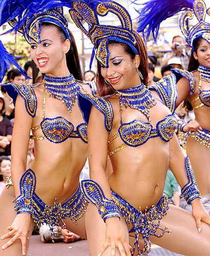 Asakusa Samba 2001