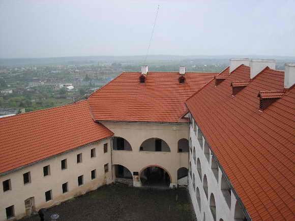 Замки в Закарпатье