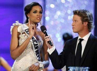 Мисс Доминиканская Республика Ада Эмы Де ля Круз