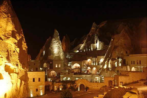 Отель Пещера Гамирасу