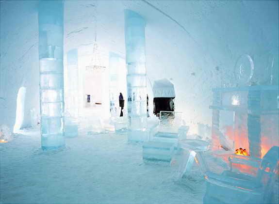 Отель ICEHOTEL