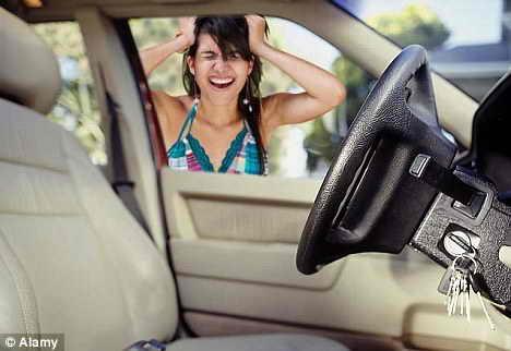 ЧТО ДЕЛАТЬ, если Вы закрыли машину, оставив ключи внутри