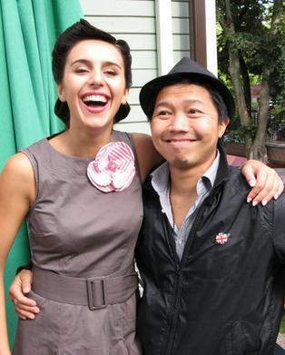 Джамала (Сусанна Джамалатдинова) и Сондоро Санди