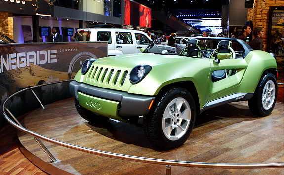 Элетромобиль Jeep