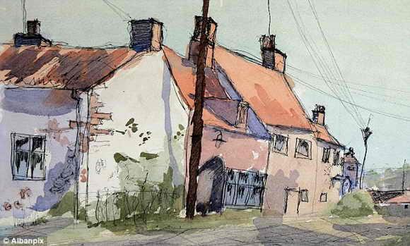 Киерон Уильямсон - художник-гения из Великобритании