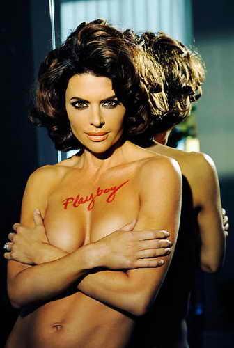 Лиза Ринна - 46 лет